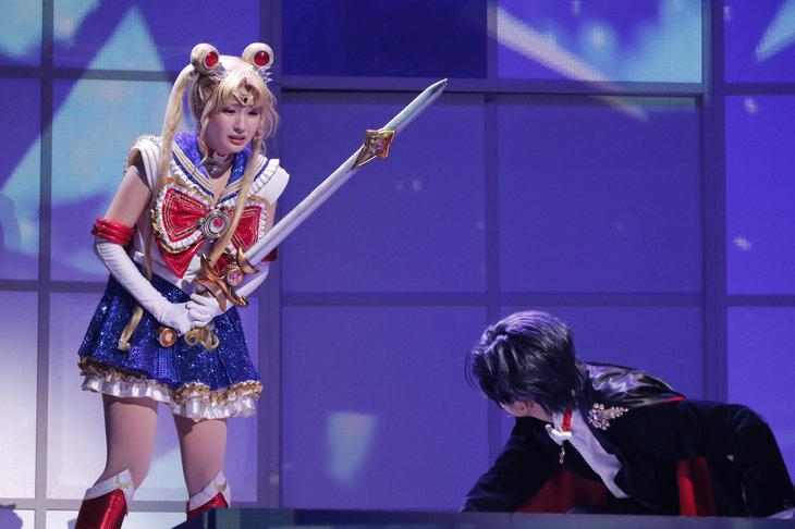 『美少女戦士セーラームーン』舞台写真02