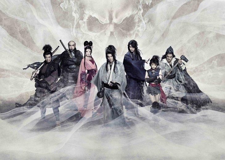 劇団☆新感線『髑髏城の七人』Season風、11月24日にWOWOWで放送