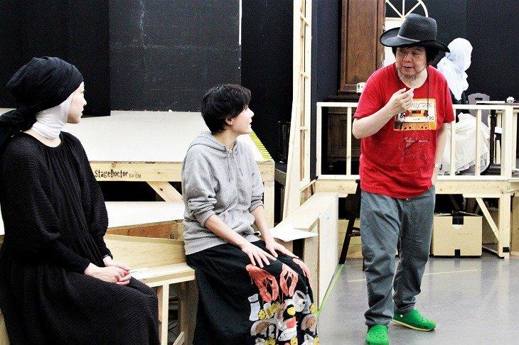 『修道女たち』稽古場レポート_5