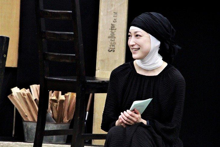 『修道女たち』稽古場レポート_6