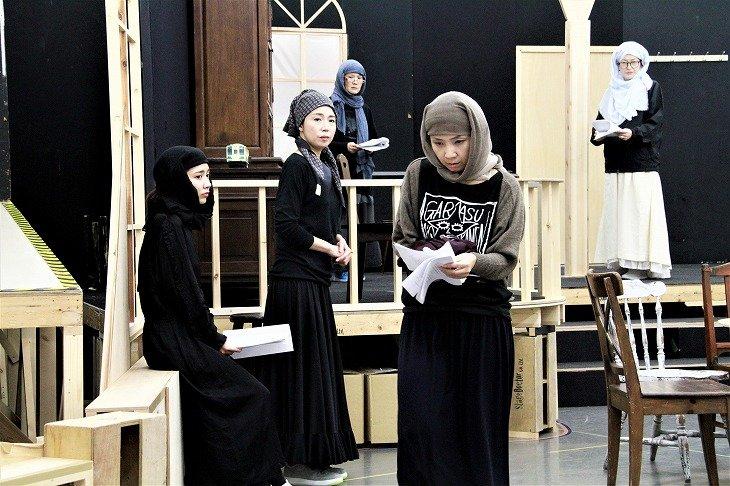 『修道女たち』稽古場レポート_7