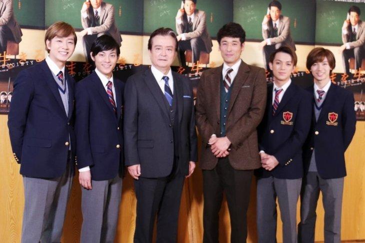 佐藤隆太主演で日本初上演!舞台『いまを生きる』開幕「生徒たちが本当にキラキラしている」