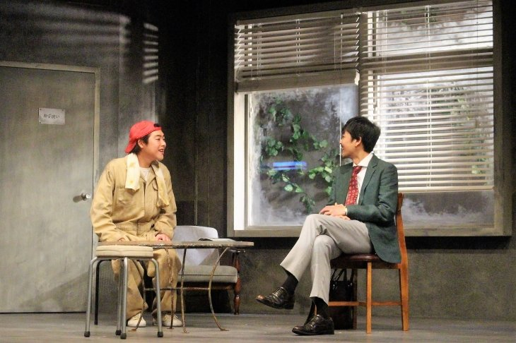 """坂元裕二が会話で紡ぐ""""危うい愛""""明後日公演『またここか』10月8日まで"""