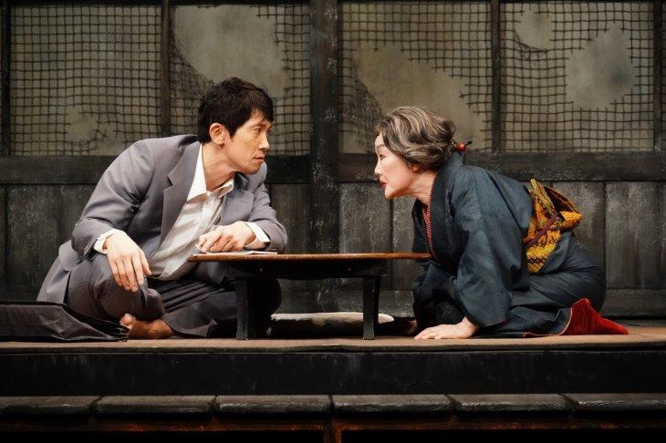 『ゲゲゲの先生へ』舞台写真_4