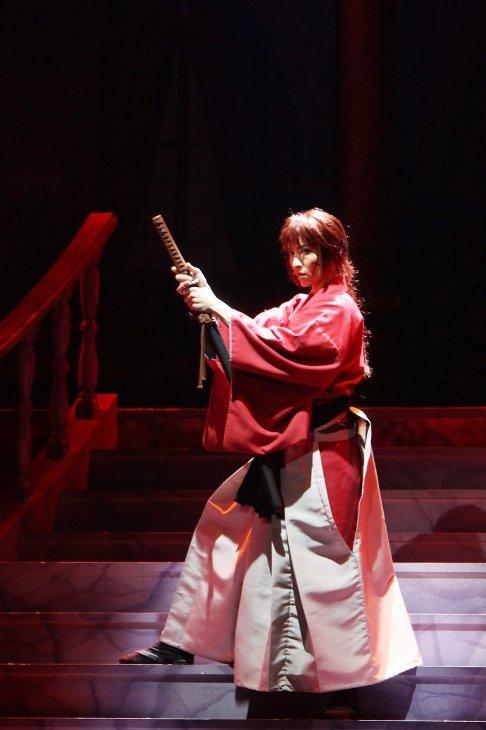 浪漫活劇『るろうに剣心』舞台写真_10
