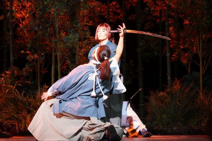 浪漫活劇『るろうに剣心』舞台写真_2