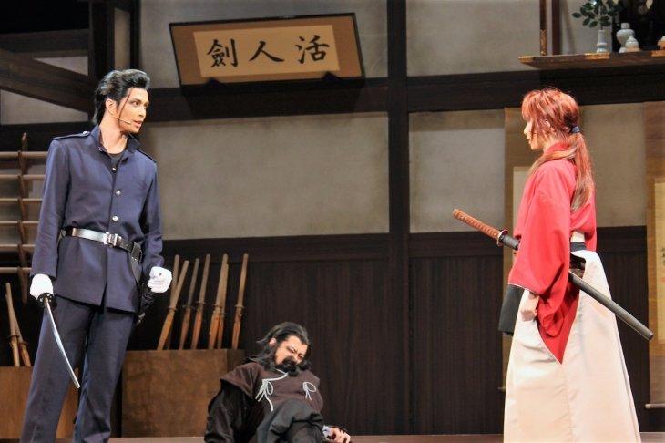 浪漫活劇『るろうに剣心』舞台写真_4