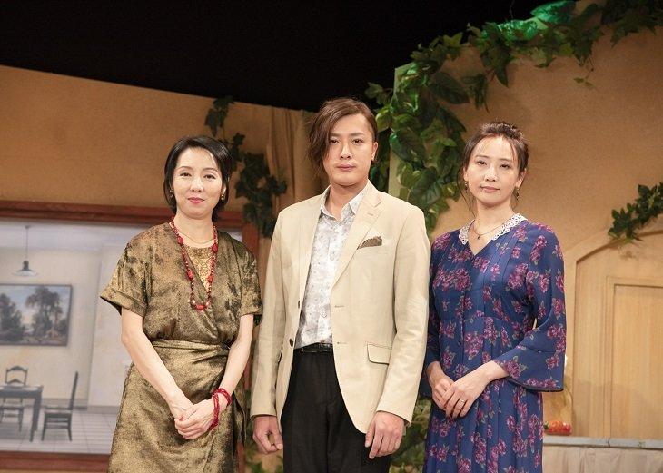 『まさに世界の終わり』東京公演スタート、内博貴「とても芸術的で文学的な作品」