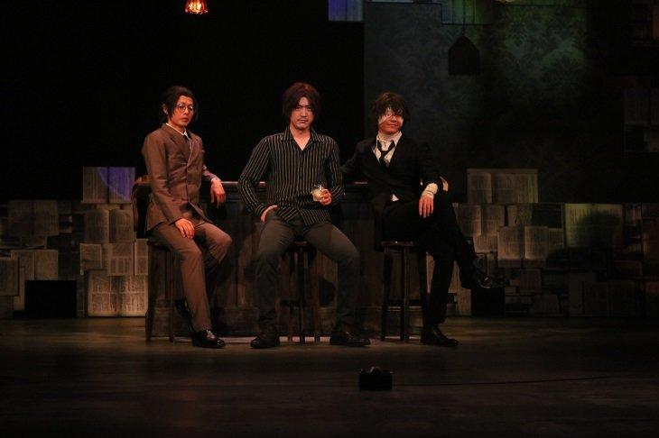 舞台『文豪ストレイドッグス 黒の時代』_2