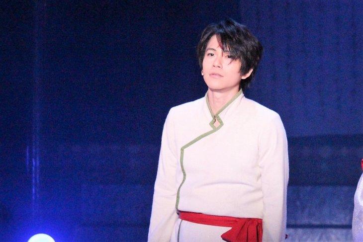ミュージカル『ふしぎ遊戯-蒼ノ章-』舞台写真_3