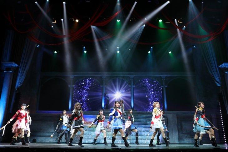 少女☆歌劇 レヴュースタァライト -The LIVE-#2舞台写真_5