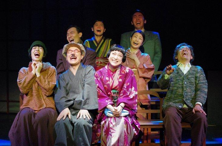 KERAの『キネマと恋人』妻夫木聡、緒川たまきらオリジナルキャストで再演決定