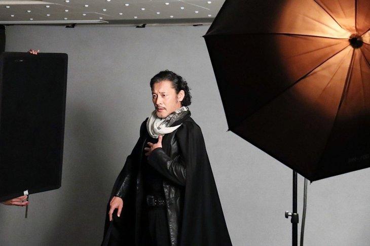 舞台『ヘンリー五世』ビジュアル撮影レポート_2