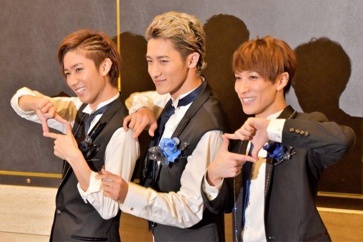 舞台『愛と青春キップ』でSnow Man岩本照&渡辺翔太&阿部亮平の個性を再発見