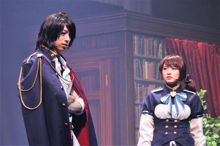 舞台『ニル・アドミラリの天秤』開幕!杉江大志「作品に込められた思いを届ける」