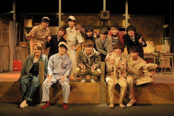 """進み続ける劇団Patchの""""今""""『ボクのシューカツ。』大阪で開幕"""