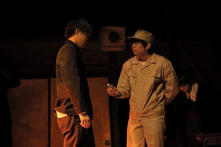 『ボクのシューカツ。』舞台写真_2