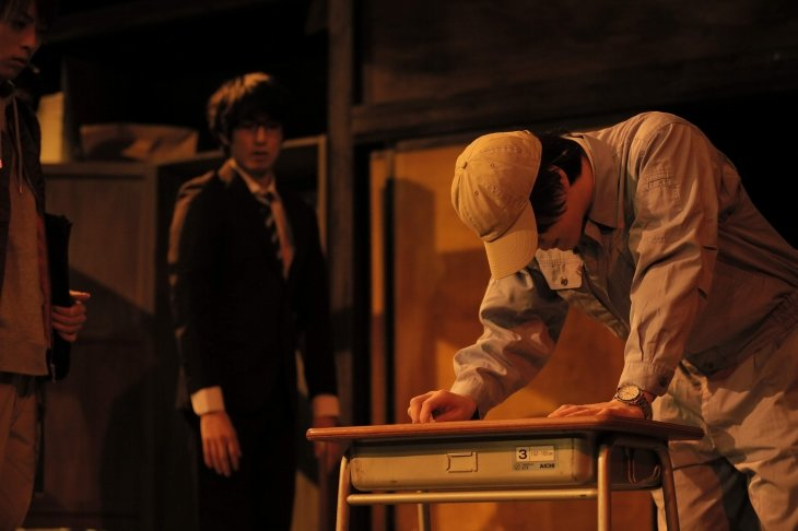 『ボクのシューカツ。』舞台写真_5
