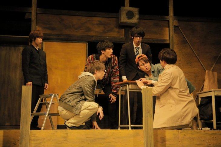 『ボクのシューカツ。』舞台写真_6