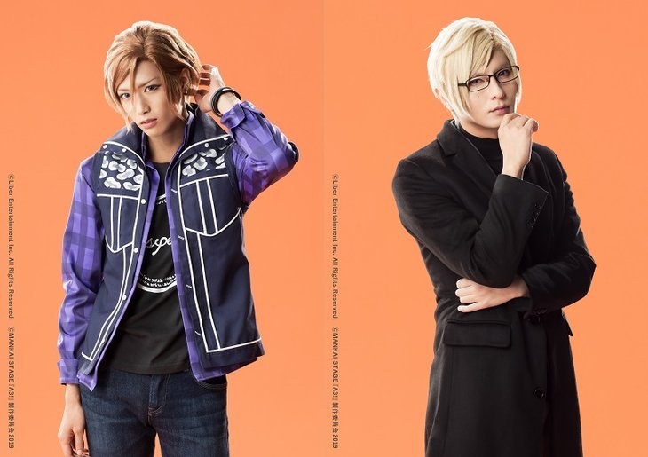 MANKAI STAGE『A3!』秋組&春組のソロビジュアルを公開!藤田玲らのコメントも