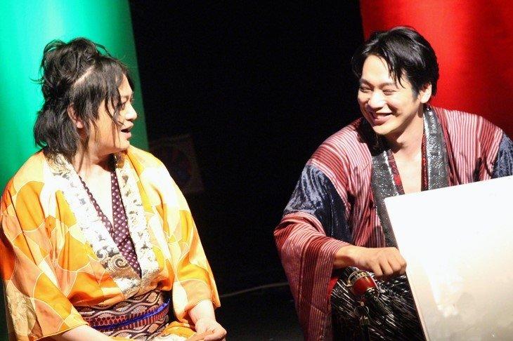 『ハンサム落語』第十幕舞台写真_13