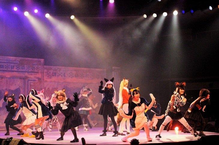 『けものフレンズ』2舞台写真_18