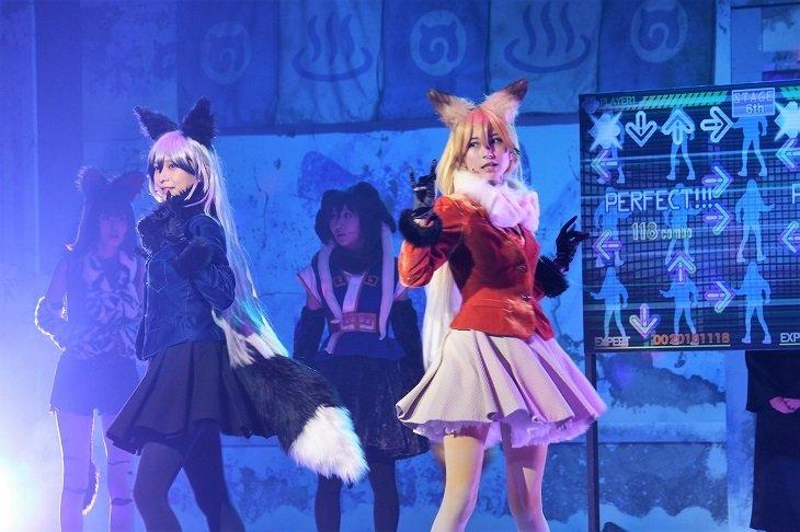 『けものフレンズ』2舞台写真_6