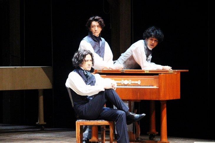 『No.9 -不滅の旋律-』再演_舞台写真2