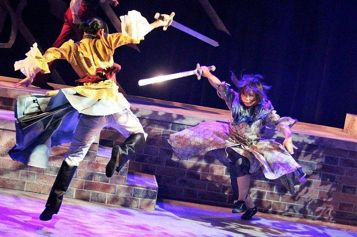 30-DELUX『シェイクス』東京公演_舞台写真4