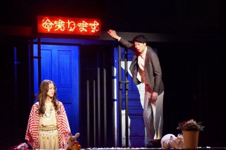 東啓介主演『命売ります』ノゾエ征爾×三島由紀夫のエンターテインメント