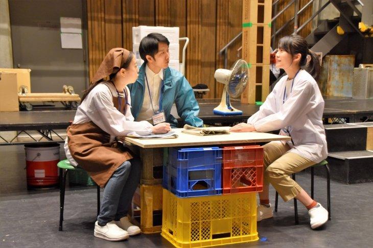 世田谷パブリックシアター企画、注目のカンパニー「らまのだ」稽古場レポート