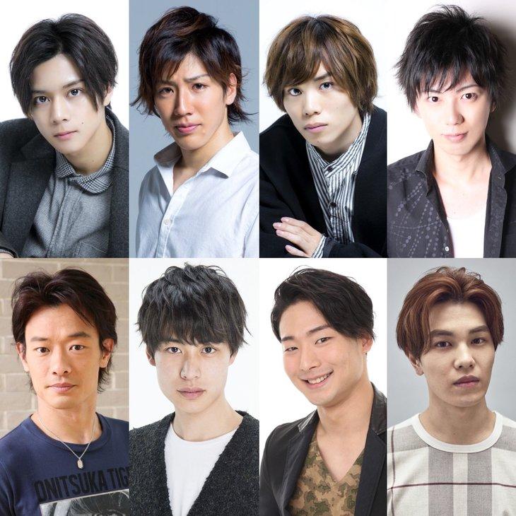 石原壮馬、太田将熙ら出演『紫猫のギリ』全キャスト&大阪公演の決定を発表