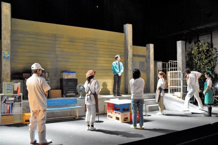 らまのだ『青いプロペラ』舞台写真_2