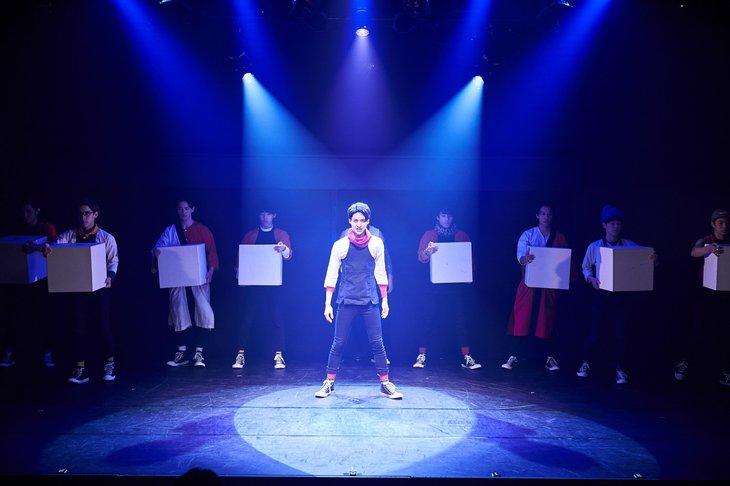 ウズイチ第3回公演の舞台写真到着!次回公演は2019年春に決定