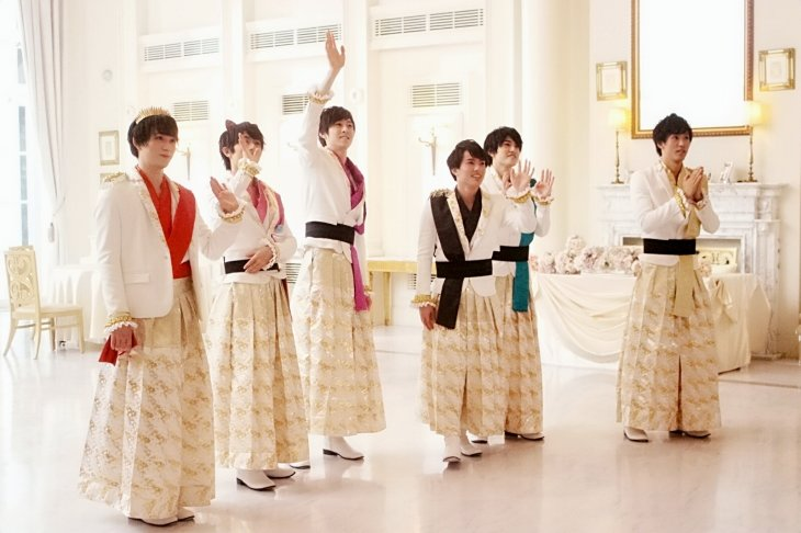 「TONO&KERAI」PV撮影密着レポート_14