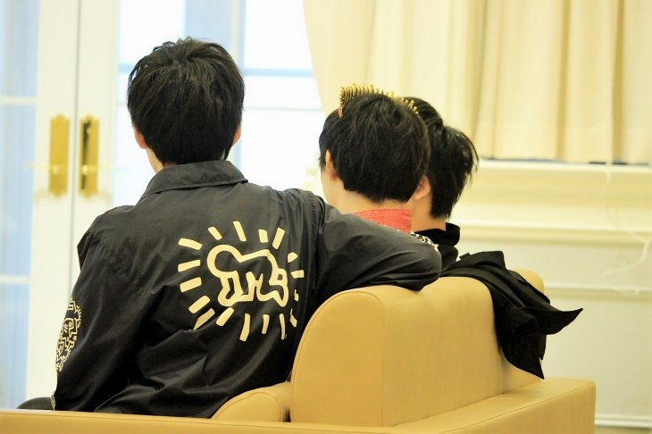 「TONO&KERAI」PV撮影密着レポート_7