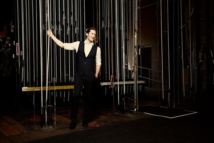 マシュー・モリソン、再来日で「コンサートで歌ってほしい曲」を募集