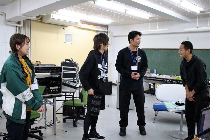 『ジーザス・クライスト・レディオスター』稽古場_6