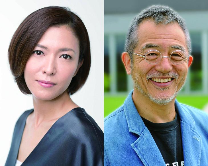 安蘭けい×串田和美『マンイストマン』公共劇場同士の初共同プロデュースで