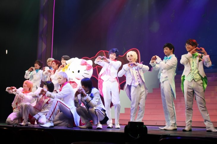 好きなものは好き!ミラクル☆ステージ『サンリオ男子』男子高校生たちが謳歌する自分らしさ