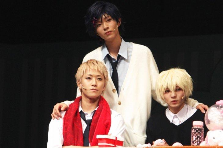 ミラクル☆ステージ『サンリオ男子』舞台写真_12
