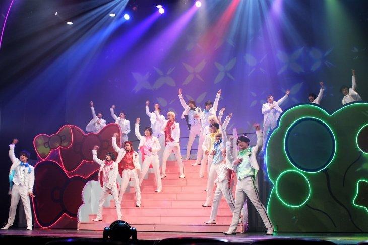 ミラクル☆ステージ『サンリオ男子』舞台写真_13