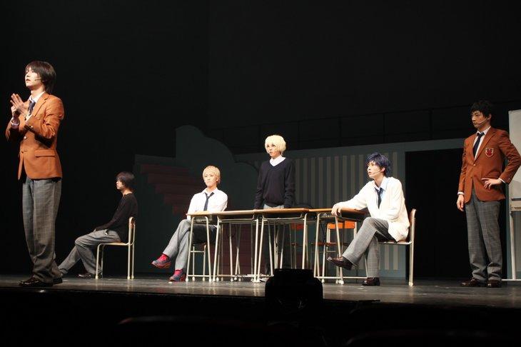 ミラクル☆ステージ『サンリオ男子』舞台写真_4
