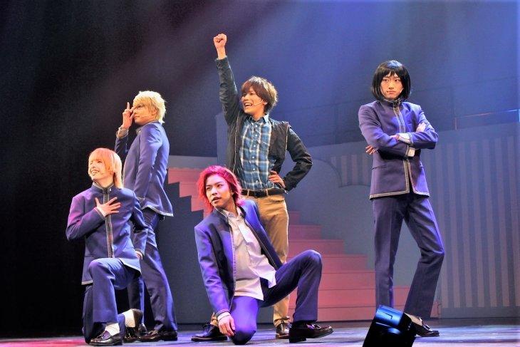 ミラクル☆ステージ『サンリオ男子』舞台写真_5