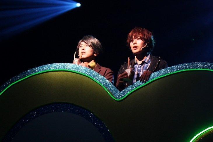 ミラクル☆ステージ『サンリオ男子』舞台写真_