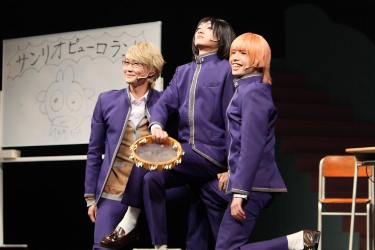ミラクル☆ステージ『サンリオ男子』舞台写真_7