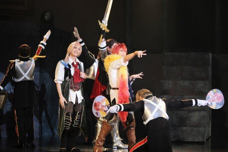 歌劇派ステージ『ダメプリ』滝澤諒、徳山秀典らでダメ王子VS完璧王子のオリジナルストーリー