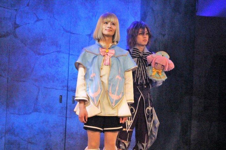 歌劇派ステージ『ダメプリ』ダメ王子VS完璧王子舞台写真_10