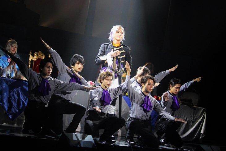 歌劇派ステージ『ダメプリ』ダメ王子VS完璧王子舞台写真_14