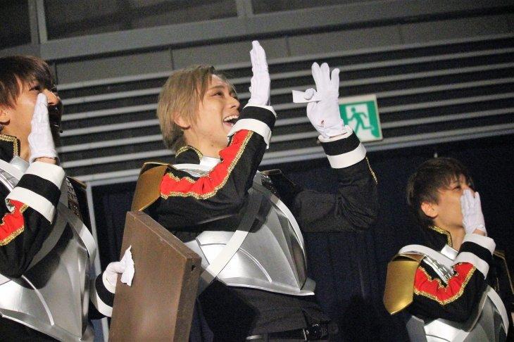 歌劇派ステージ『ダメプリ』ダメ王子VS完璧王子舞台写真_16